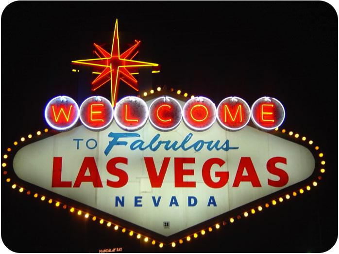 "Pencarte ""welcome to fabulous Las Vegas"""