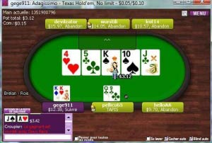 Bad beat poker en ligne is online gambling legal in arizona