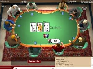 c'est quoi bet au poker