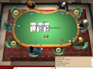 c'est quoi bruler une carte au poker