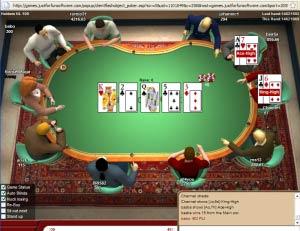 c'est quoi carte haute au poker