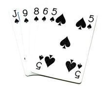 Poker Couleur