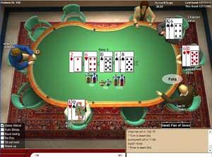 c'est quoi dévoilement au poker