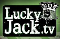 logo lucky jack hd tv