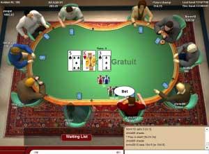 c'est quoi miser au poker