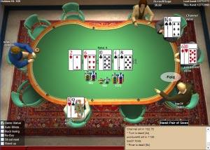 c'est quoi le muck au poker
