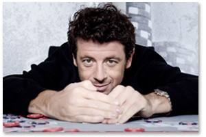 photo de patrick bruel pour le sunday surprise