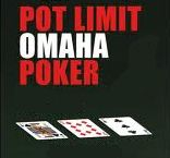Jouer au Omaha pot limit