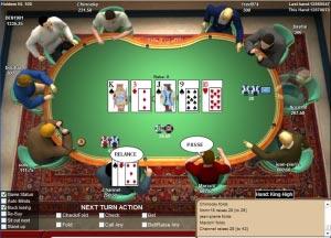 c'est quoi relancer au poker