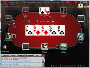 la river au poker