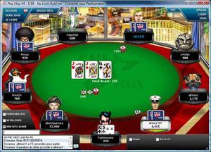 salles de poker légales