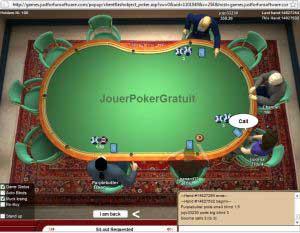 c'est quoi sit out au poker