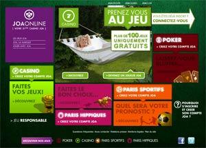 site web de joaonline