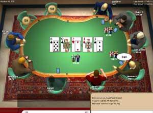 c'est quoi suivre au poker