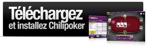 télécharger et installer chilipoker france