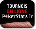 tournois en ligne sur pokerstars