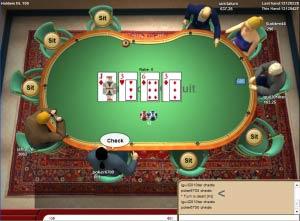 c'est quoi la turn au poker